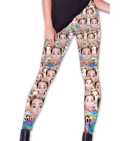 Allover Ice Cream Leggings