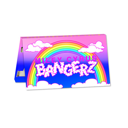 Bangerz Rainbow Rolling Papers