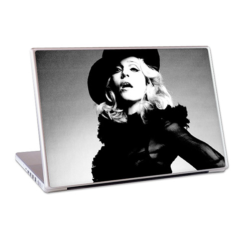 "Madonna Vogue 15"" Lap Top Skin"