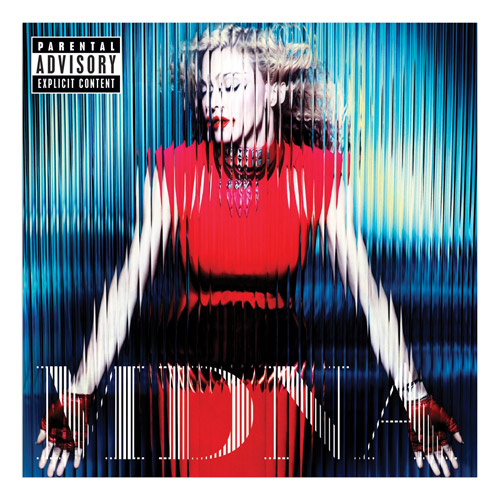 Madonna MDNA CD [explicit]