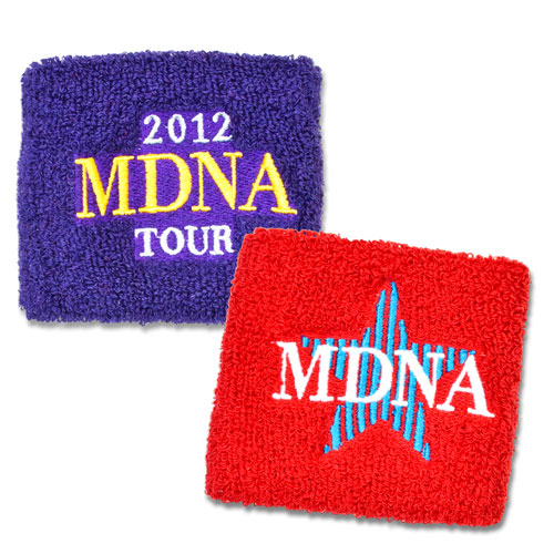 MDNA Wristbands