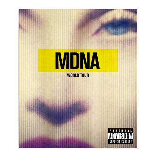 Madonna MDNA Tour DVD