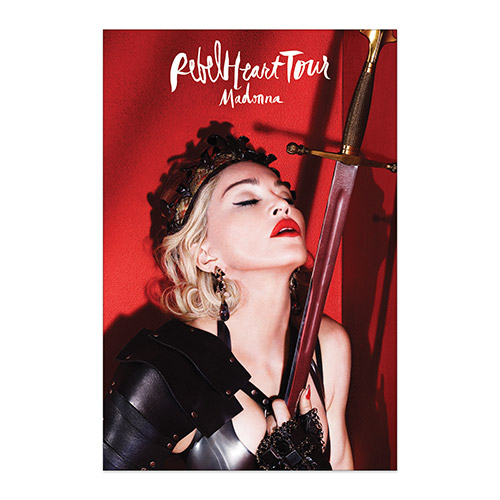 Rebel Heart Tour Poster Print