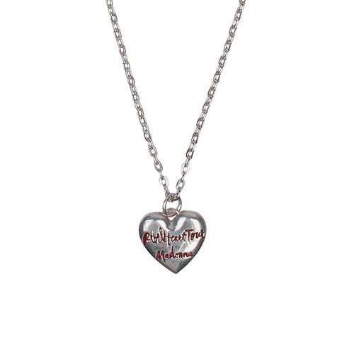 Rebel Heart Tour Metal Necklace