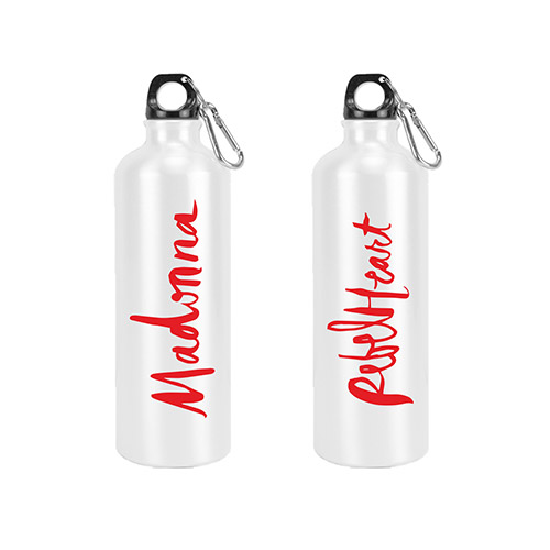 Rebel Heart Water bottle