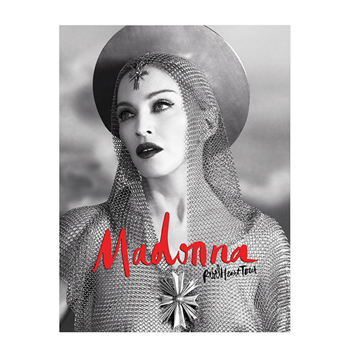 Madonna Rebel Heart Tour Poster