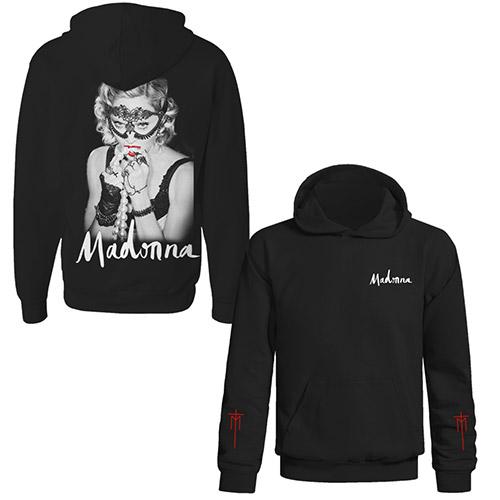 Madonna Masquerade Hoody