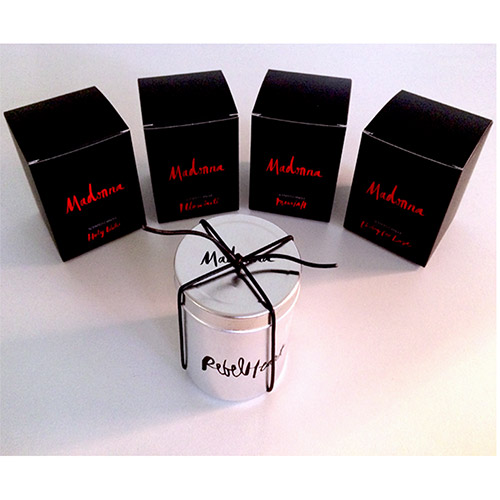 Rebel Heart Candle Set