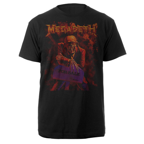 Peace Sells Megadeth T-Shirt