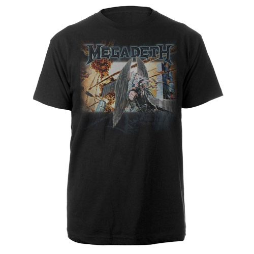 Megadeth Deth Angel Tee