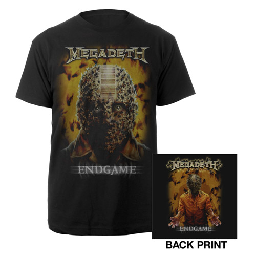 Megadeth Endgame Fly Guy Tee