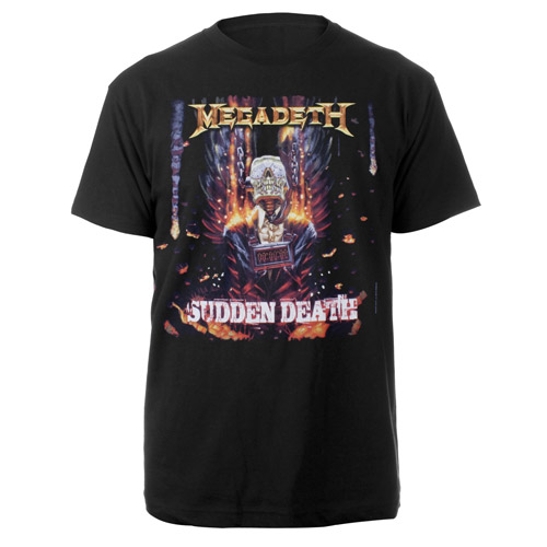 Megadeth Sudden Death Tee