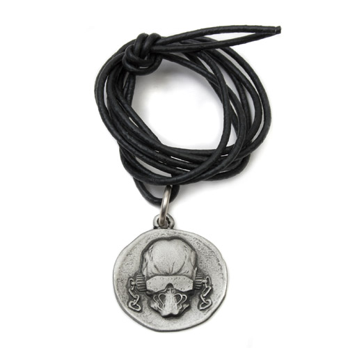 Megadeth Vic Pendant Necklace