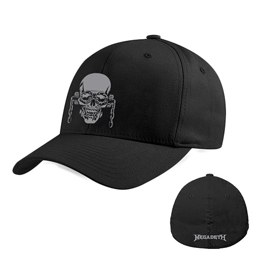Embroidered Megadeth Hat