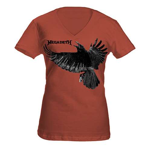 Women's Crow V Neck