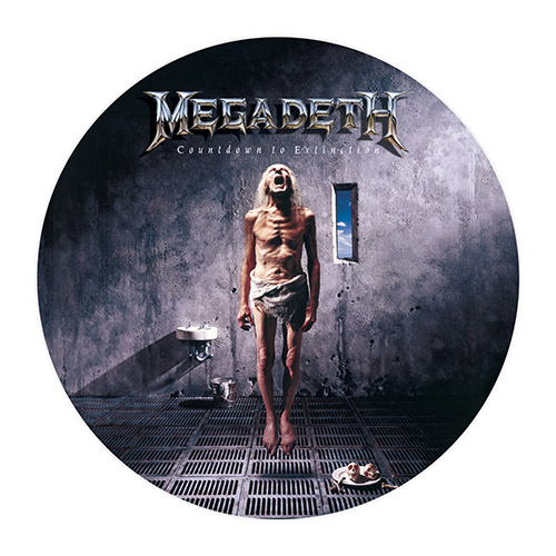Countdown To Extinction Picture Disc Vinyl