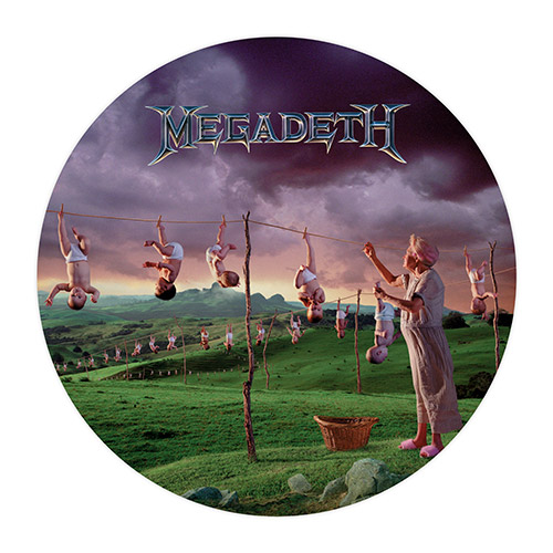 Youthanasia Picture Disc Vinyl