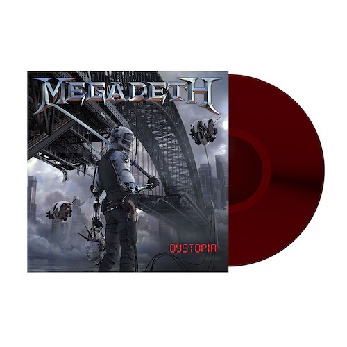Dystopia Colored Vinyl