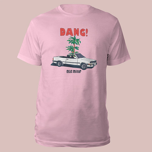 DANG! MEN'S T-SHIRT