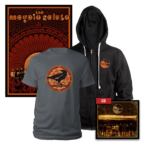 CD, Hoodie, Tee, and Poster Bundle