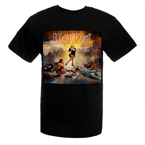 Exclusive - Hang Cool Teddy Bear - Album Cover Tee