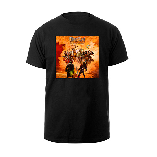 Braver Than We Are Album Cover Tee