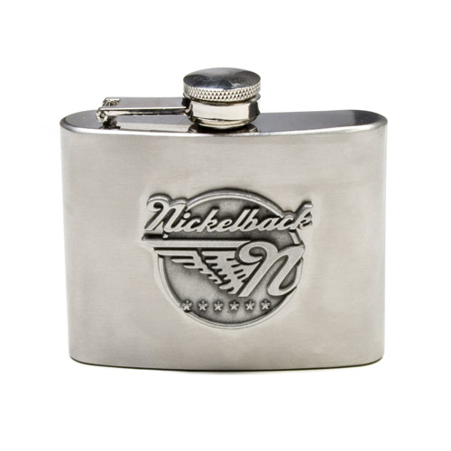Nickelback Wings Flask