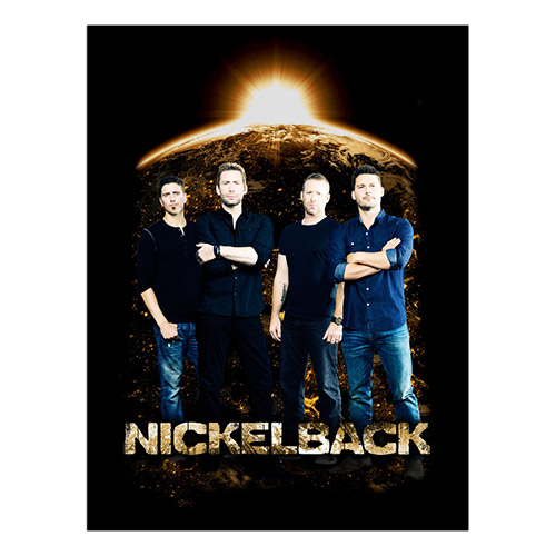Nickelback No Fixed Address Poster