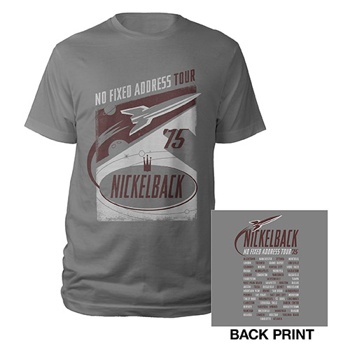 Nickelback Rocket Tour Tee