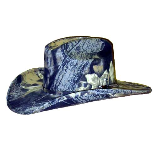 Nuge Camo Cowboy Hat
