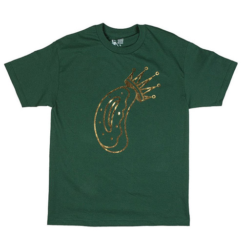 MIKE G TEXAS TEE HUNTER GREEN