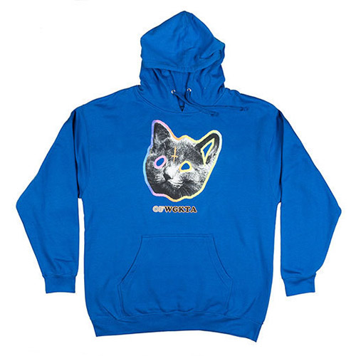 OFWGKTA TRON CAT HOOD HOODIE