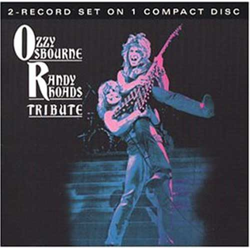 Ozzy Osbourne &amp; Randy Rhoads Tribute CD