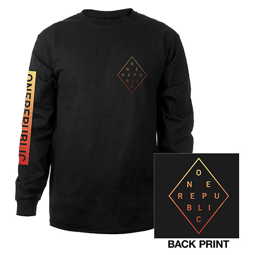 OneRepublic Long Sleeve T-Shirt