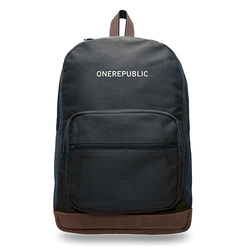 OneRepublic Canvas Backpack