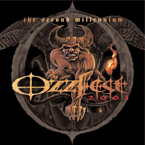 Ozzfest 2001: Second Millennium CD