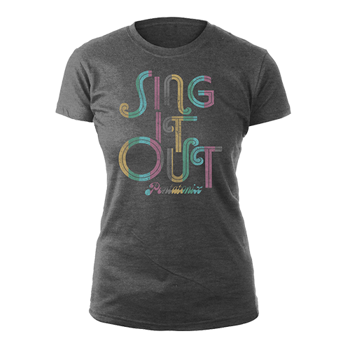 Sing It Out Junior Tee