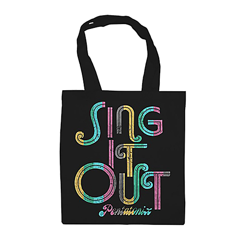 Sing It Out Tote