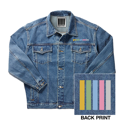 Five Bars Denim Jacket