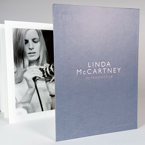 Linda McCartney Retrospective Booklet
