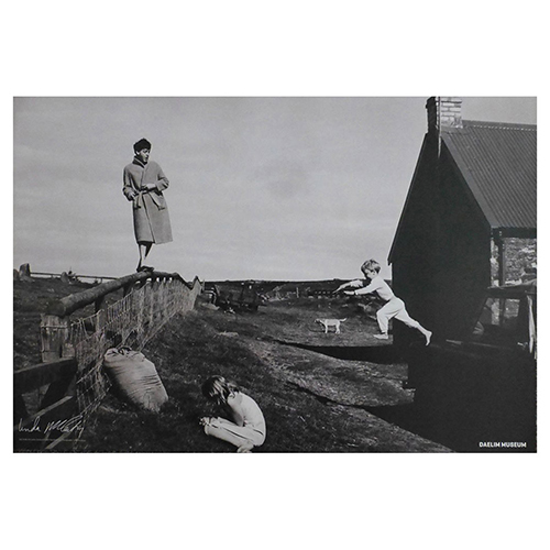 Linda McCartney Black & White Poster