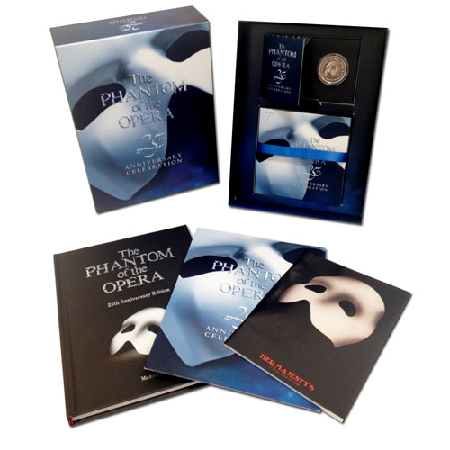 Phantom 25th Anniversary Box Set
