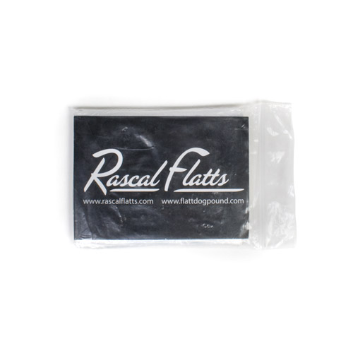Rascal Flatts Poncho