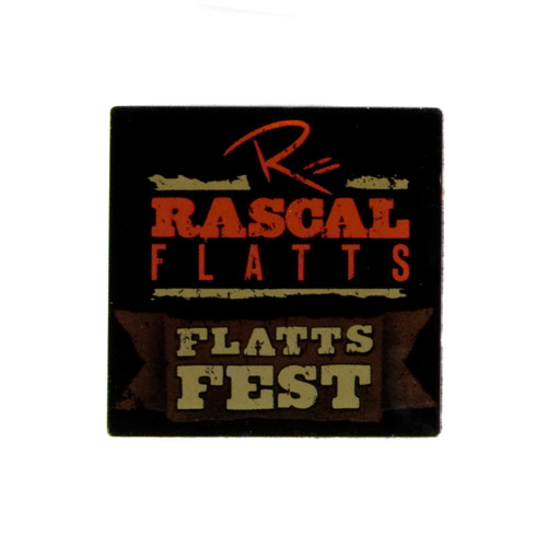 Flattsfest Magnet