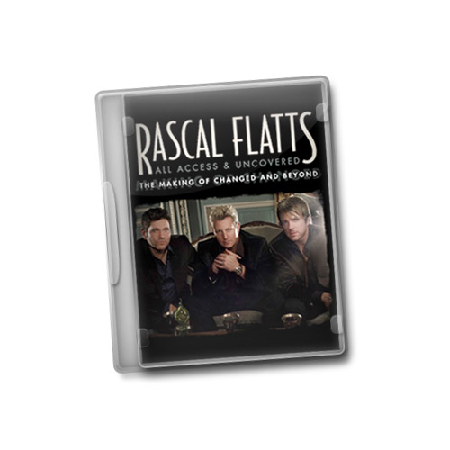 Rascal Flatts: All Access and Uncovered DVD