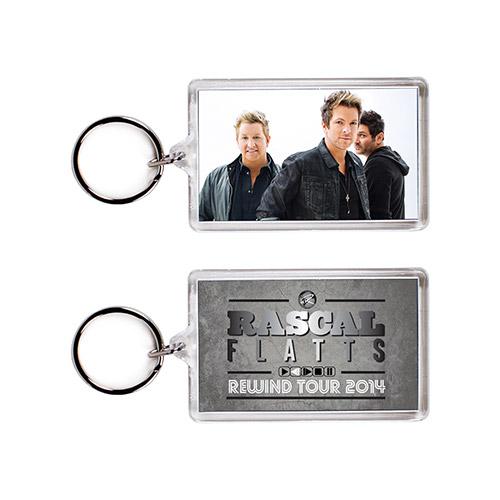 Rewind Tour Keychain