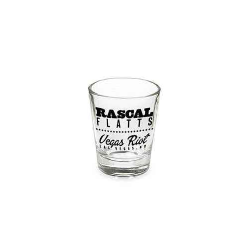 Vegas Shot Glass