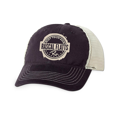 Riot Tour Trucker Hat