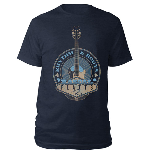 Gambling Guitar Tee