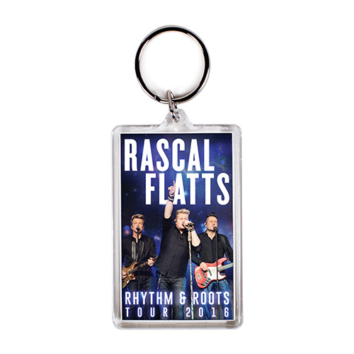 Rhythm And Roots Keychain